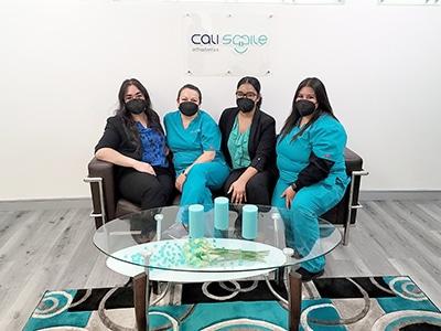 CaliSmile Team